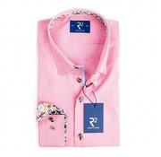 R2 Amsterdam overhemd roze (97.HBD.06 - 086)