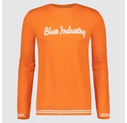 Blue Industry sweater Oranje (KBIS19-M60)