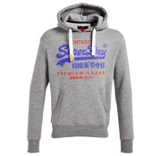 Superdry Hooded sweater grijs (M20808PQ-OU1)