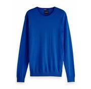 Scotch & Soda pullover Yinm blauw (147632-1742)