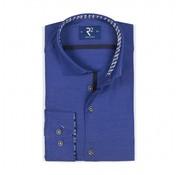 R2 Amsterdam overhemd blauw (102.WSP.31 - 014)