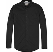 Tommy Hilfiger overhemd zwart (DM0DM05207 - 078)