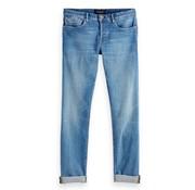 Scotch & Soda jeans Ralston Lucky blauw regular slim fit (133659 - 2588)