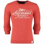 New Zealand Auckland Sweater Kanono oranje (18GN319 - 635)