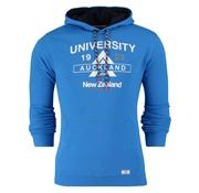 New Zealand Auckland Hooded Sweater Barn blauw (18AN304 - 330)