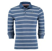 New Zealand Auckland Lange mouw Polo Pan summer navy (18BN204 - 262)