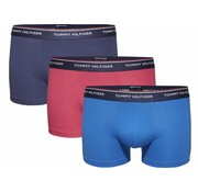 Tommy Hilfiger boxershort 3pack trunk multicolor (1U87903842 - 071)
