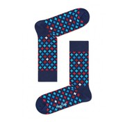Happy Socks 1pack sokken Plus navy (PLU01-6000)