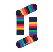 Happy Socks 1pack sokken stripe multicolor (STR01-6001)