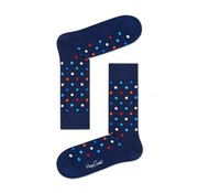 Happy Socks 1pack sokken Dot navy (DOT01-6004)