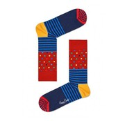 Happy Socks 1pack sokken Stripes & Dots (SDO01 - 6003)