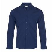 Mc Gregor overhemd Neal Jesse navy (1000703 - B023)