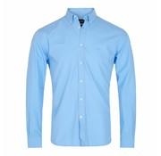 Mc Gregor overhemd Iden regular fit blauw (1003009 - B026)