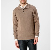 Mc Gregor trui Loup Ron Button beige (1002832 - N039)