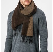 Mc Gregor sjaal Liam Lambswool bruin (1001266 - N062)