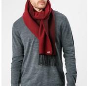 Mc Gregor sjaal Liam Lambswool rood (1001266 - R032)