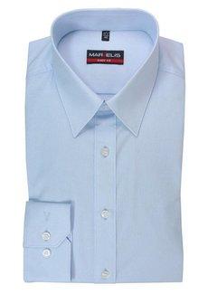 Marvelis strijkvrij overhemd body fit licht blauw (6799-64-10N)