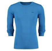 New Zealand Auckland pullover Murchinson blauw (18AN450 - 330)