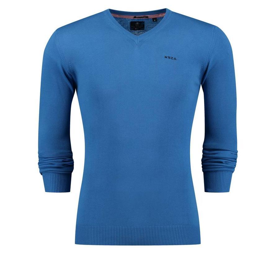 pullover Ngunguru blauw (18AN451 - 330)