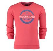 New Zealand Auckland sweater Taipa rood (18AN383 - 595)