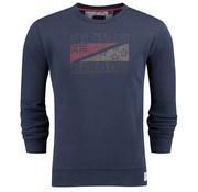 New Zealand Auckland sweater Hanmer navy (18HN311 - 265)