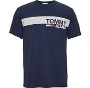 Tommy Hilfiger T-shirt navy (DM0DM06089 - 002)