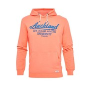 New Zealand Auckland hooded sweater Tapu summer oranje (18BN303 - 445)