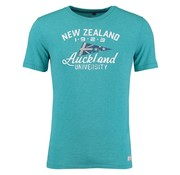 New Zealand Auckland t-shirt Hall groen (18BN705 - 426)