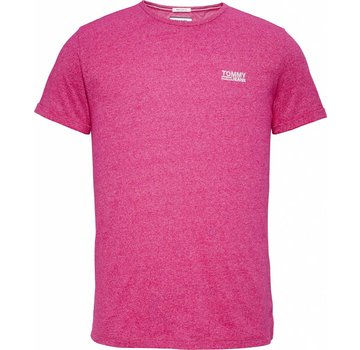921af9f94 Tommy Hilfiger T-Shirt Regular Fit Roze (DM0DM04559 - 573)