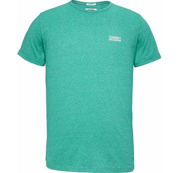12ed5d8d6 Tommy Hilfiger T-shirt Regular Fit Groen (DM0DM04559 - 399)