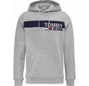 Tommy Hilfiger Hoody met Capuchon Grijs (DM0DM06047 - 038)