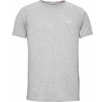 a3c4087ef Tommy Hilfiger T-shirt Regular Fit Grijs (DM0DM04559 - 038)