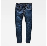G-star Jeans 3301 straight fit dark aged (51002-4639-89N)
