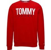 Tommy Hilfiger Trui Crewneck Rood (DM0DM06291 - 667)