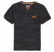 Superdry t-shirt zwart (M10106MT - B3N)