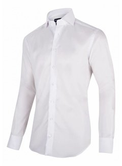 Cavallaro Napoli Overhemd wit (1090034 - 10000N)