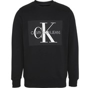 Calvin Klein Sweater Zwart (J30J307742 - 099)