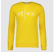 Blue Industry Sweater Relax Geel (KBIS19 - M61 - Yellow)