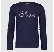 Blue Industry Sweater Blue Navy (KBIS19 - M69 - Marine)