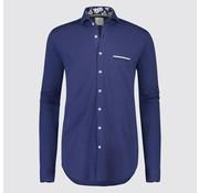 Blue Industry Jersey Overhemd Navy (1098.91)