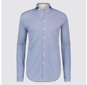 Blue Industry Overhemd print Blauw (1099.91)