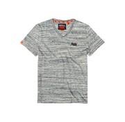Superdry T-shirt V-hals Grijs (M10106MT - B3O)