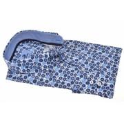 Culture overhemd Modern Fit print Blauw (214893 - 36)