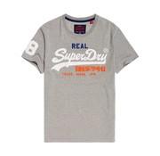 Superdry T-shirt Vintage Logo Grijs (M10036NS - VY8)