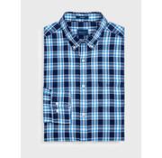 Gant Overhemd ruit Blauw (3016530 - 441)