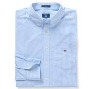 Gant Overhemd streep Blauw (3046500 - 468)