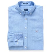 Gant Overhemd Blauw (3040620 - 468)
