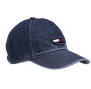 Tommy Hilfiger Cap Denim Flag Blauw (AU0AU00557 - 901)