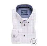 Ledub Overhemd Lichtbruin (0137861-630-170-180)