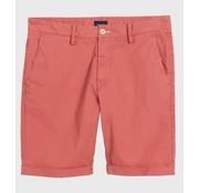 Gant Sunbleached Short Rood (21435 - 640)